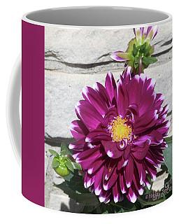 Purple Flowers Pr9 Coffee Mug