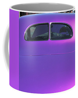 Purple Forty Coffee Mug
