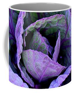 Purple Frost Coffee Mug