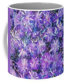 Purple Fusion  Coffee Mug