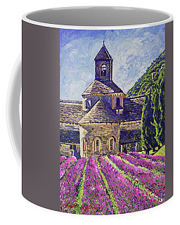 Purple Gardens Provence Coffee Mug