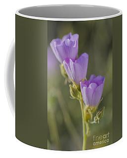 Purple Globemallow Coffee Mug by Tamara Becker