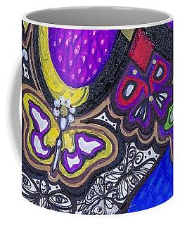 Purple Growth Coffee Mug
