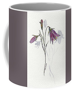 Purple Harebell Coffee Mug