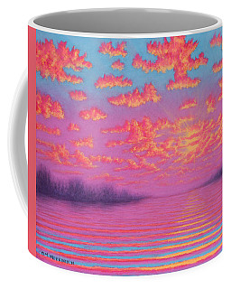 Purple Haze 01 Coffee Mug