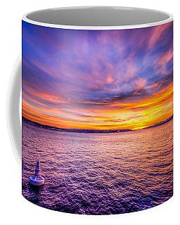 Purple Haze Sunset Coffee Mug