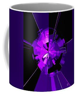Purple Haze Wheels Coffee Mug