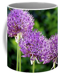 Purple Highlighted Coffee Mug
