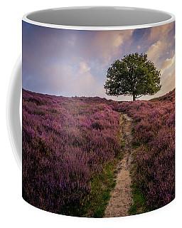 Purple Hill Coffee Mug