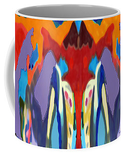 Purple Hoodies Coffee Mug