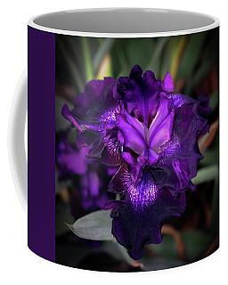 Purple Iris 5994 H_2 Coffee Mug