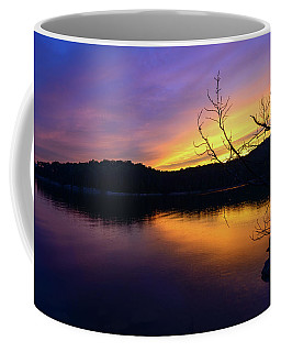 Purple Lake Coffee Mug