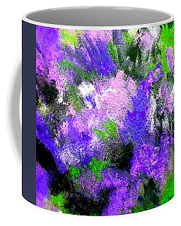 Purple Lilacs Coffee Mug