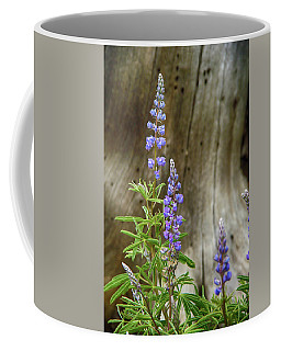 Purple Lupine Coffee Mug