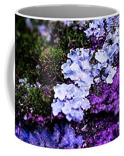 Purple Moss Coffee Mug