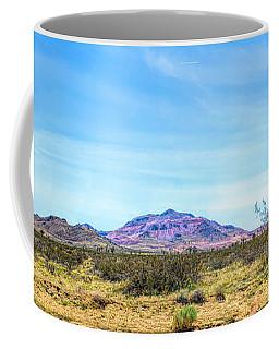 Purple Mountain Panoramic Coffee Mug