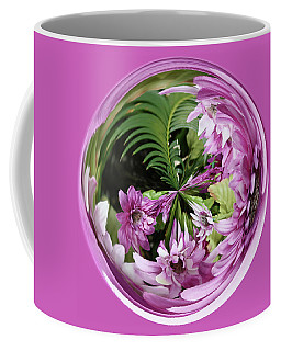 Purple Orb Coffee Mug