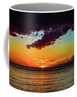 Purple Paints The Orange Coffee Mug