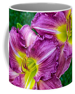 Purple Pair Coffee Mug