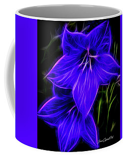 Purple Passion Coffee Mug by Joann Copeland-Paul