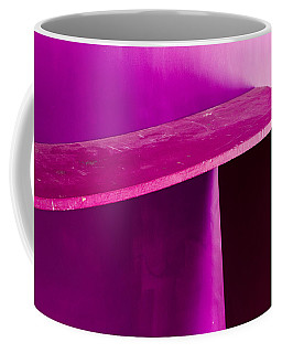 Coffee Mug featuring the photograph Purple Passion by Prakash Ghai