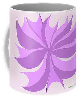 Purple Plant Coffee Mug