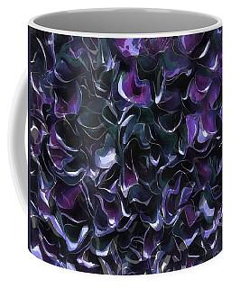 Purple Pond Coffee Mug