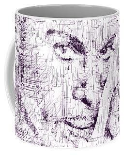 Purple Rain By Prince Coffee Mug