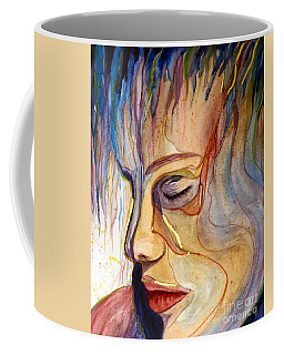 Purple Rain Coffee Mug