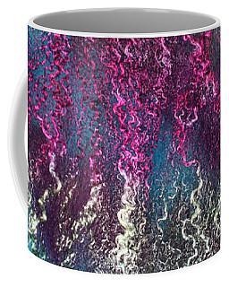 Purple Rainbow 1 Coffee Mug by Marina Shkolnik