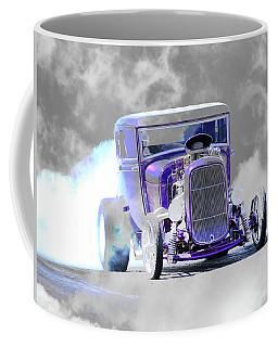 Purple Reign Coffee Mug