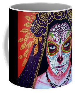 Purple Roses Coffee Mug