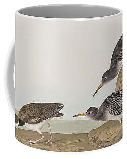 Purple Sandpiper Coffee Mug