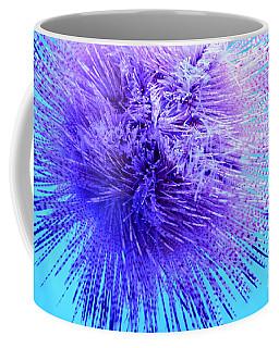 Purple Sea Urchin Coffee Mug