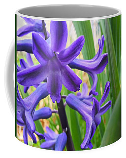Coffee Mug featuring the photograph Purple Spring by Robert Knight