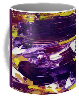 Purple Stream Coffee Mug