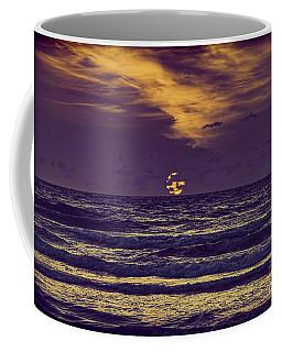 Purple Sunrise Coffee Mug