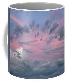 Purple Sunrise Coffee Mug by Tim Fitzharris