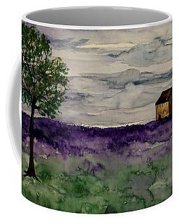 Purple Views Coffee Mug