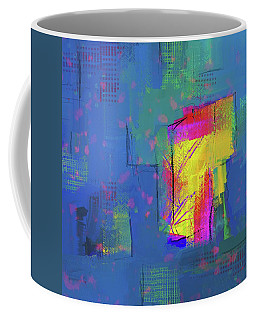 Purplish Rain Coffee Mug