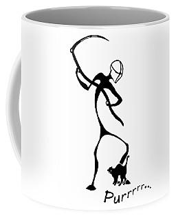 Purrrrr Coffee Mug