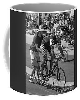 Pursuit Start Coffee Mug