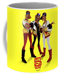 Push It Coffee Mug