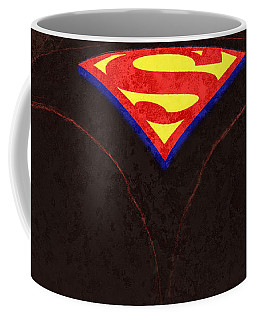 Push The Button. Coffee Mug
