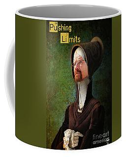 Pushing Limits Coffee Mug