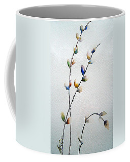 Pussy Willows Coffee Mug