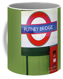 Putney Bridge Coffee Mug