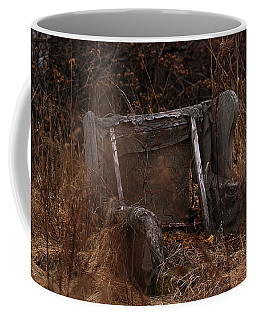 Putting Down Roots Coffee Mug by Susan Capuano