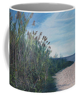 Putting Out To Sea Coffee Mug