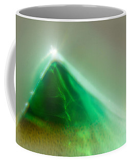 Coffee Mug featuring the photograph Pyramid by Greg Collins